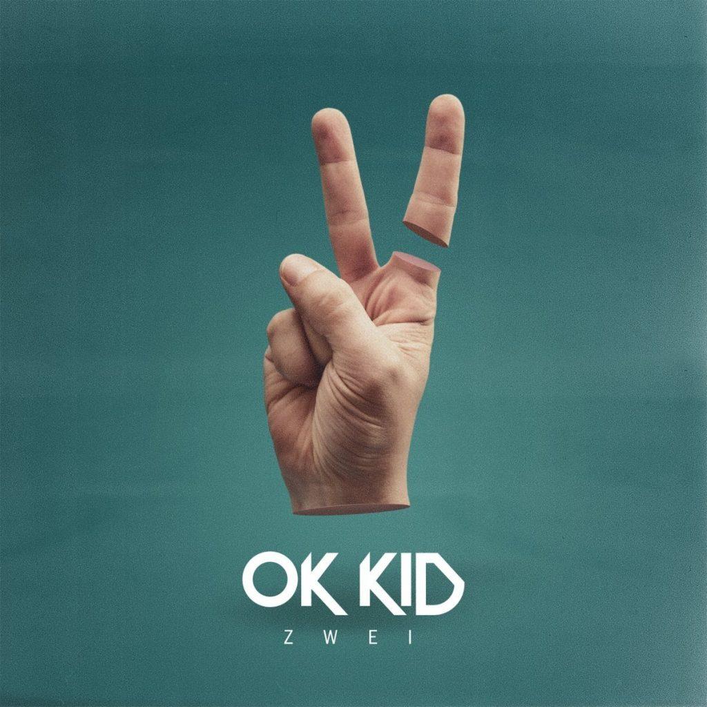 OK KID ZWEI Albumfront